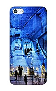 Elizabethshelly Hot Tpye Espionage Case Cover For Iphone 5c For Christmas Day's Gifts