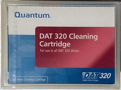 QUANTUM CLEANING CARTRIDGE, DAT 320 by QUANTUM