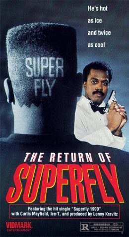 Redress of Superfly [VHS]