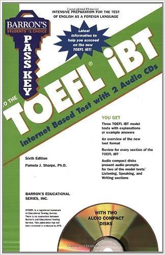 Ebook Toefl Barrons