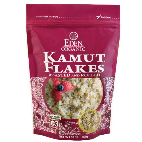 - EDEN Kamut Flakes, 16 -Ounce Pouches (Pack of 6)