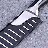 3pcs Black Plastic Kitchen Knife Blade Protector