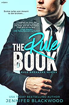 The Rule Book (Rule Breakers) by [Blackwood, Jennifer]