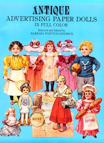 - Antique Advertising Paper Dolls