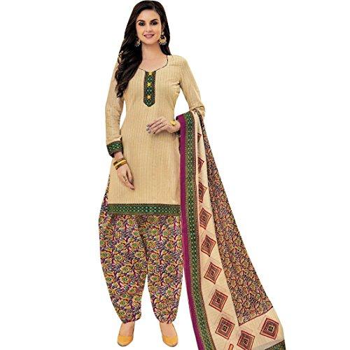 Printed Salwar (Designer Printed Cotton Salwar Kameez Readymade Suit Indian Dress)