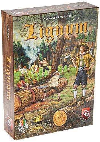 Capstone Games CSGLIGNUM01 Lignum Board Game -