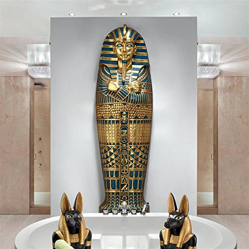 Design Toscano Tomb of Tutankhamun Wall Frieze, Multicolor