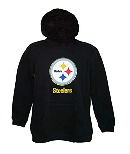 89dc64808 Image Unavailable. Image not available for. Color: Pittsburgh Steelers  Youth Size Medium ...