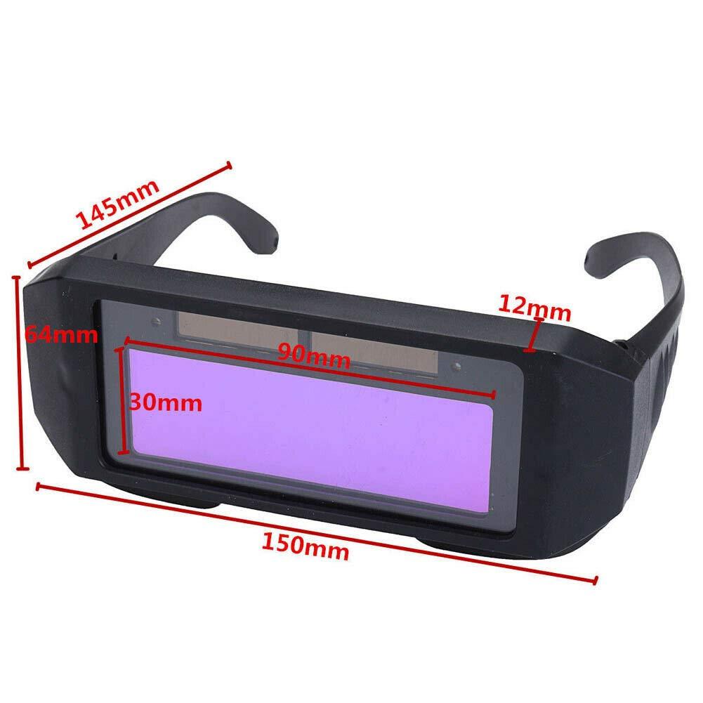 UMFun - Gafas de Soldadura con oscurecimiento automático, Funciona ...