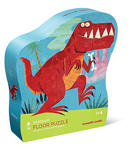 Crocodile Creek Sea Animals (Crocodile Creek Dinosaur Jigsaw Floor Puzzle (36 Piece))