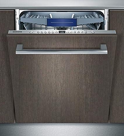 Siemens iQ300 SN636X03ME lavavajilla Totalmente integrado 14 ...