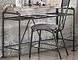 ComfortScape Gaglio Industrial Style Writing Desk