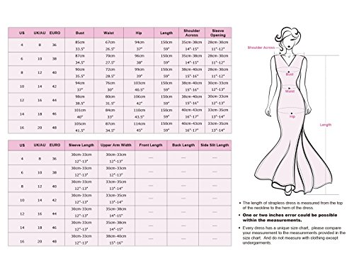 Ever Pretty Damen Elegant Lace Pailetten Lang Abendkleid 08655  Amazon.de   Bekleidung 8bc39c1095