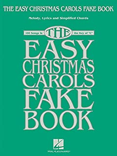 Amazon.com: The Ultimate Christmas Fake Book: for Piano, Vocal ...
