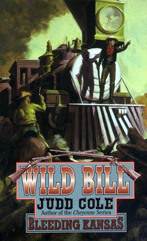 book cover of Bleeding Kansas