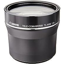 Canon Tele-Converter TL-H58 for XF205, XF200, XF105, XF100, XA25, XA20, XA10 Professional Camcorder