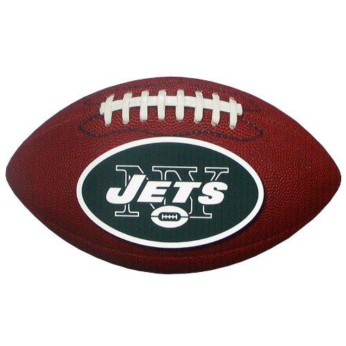 NFL New York Jets 6-Inch Football Magnet