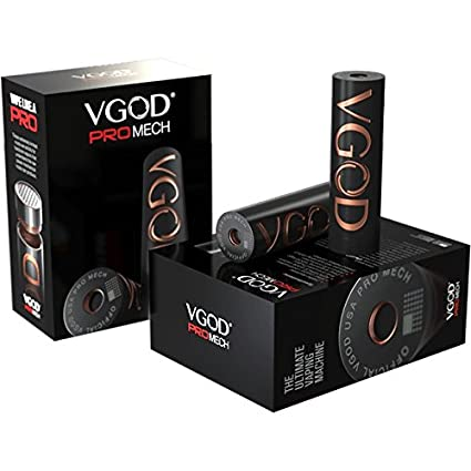 VGOD - Mod PRO MECH (sin nicotina) - Red Copper