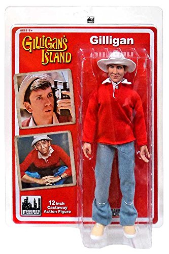 "Gilligan's Island Series 1 Gilligan 12"" Action Figure"
