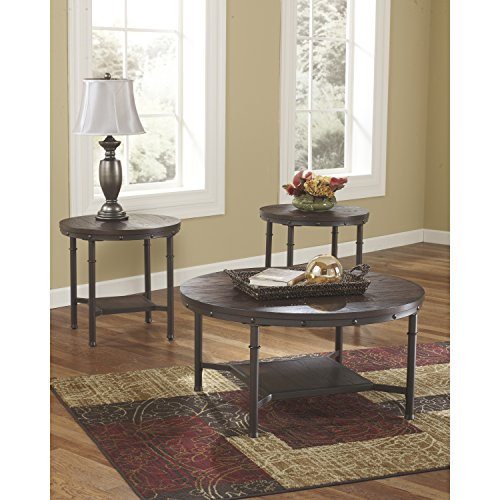38' Cocktail Table (MFO Comfort 3 Piece Occasional Table Set)