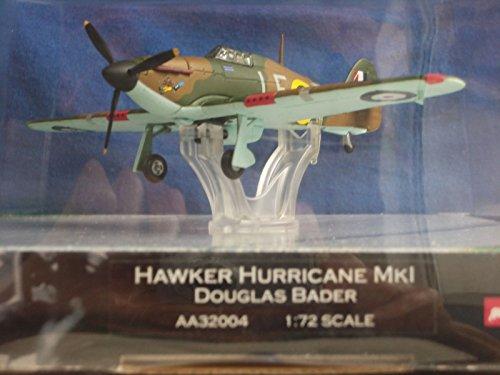 - Corgi 1/72 AA32004 Hawker Hurricane MK1 Douglas Bader