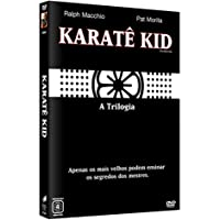Columbia Tristar DVD Karate Kid Trilogia