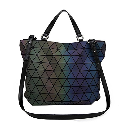Bag Shoulder Geometric A Women's Fashion Handbag OW47qRx