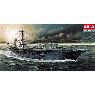 Academy U.S.S Kitty Hawk Model Kit