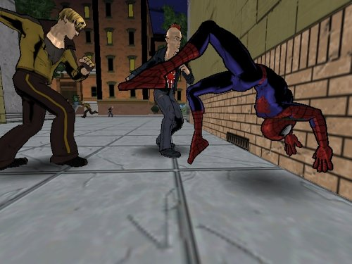 Ultimate Spider-Man (PS2) by ACTIVISION