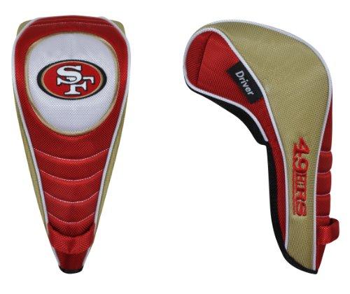 49ers golf head covers - 5