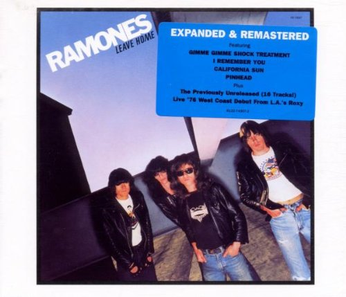 CD : The Ramones - Leave Home (Deluxe Edition)