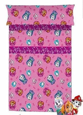 Bettwasche Kinder Savannen Patrouille Pink 3 Teile Von 90 X 190 200
