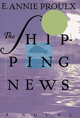 book cover of The Shipping News