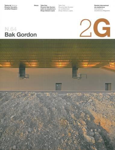 Descargar Libro 2g N.64 Bak Gordon Ricardo Bak Gordon