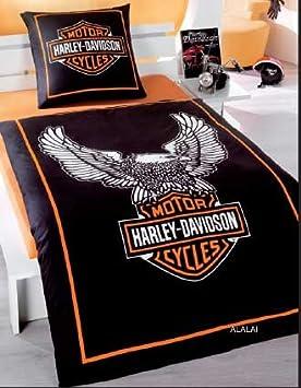 Copripiumino Harley Davidson.Harley Davidson Biancheria Da Letto Di Alta Qualita Rinforzato