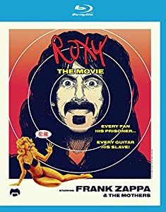 Roxy the Movie [Blu-ray] from Frank Zappa & The Mothers Of Invention