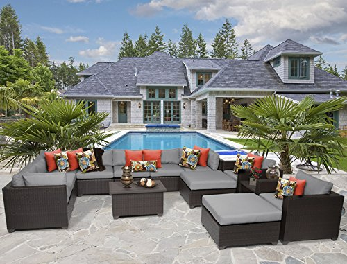 Tk Classics Outdoor Wicker Furniture Advantages