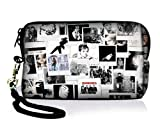 MySleeveDesign Digital Camera Case Bag - SEVERAL DESIGNS - (for Canon - Fuji - Sony - Panasonic - Samsung - Nikon - Pentax - Lumix - Kodak - Olympus & other Digital Compact Cameras) - Photos