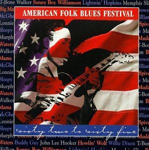 American Folk Blues Festival, 1962-1965 by Evidence