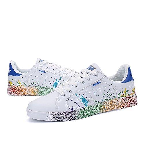 Tennis Sneakers Unisexe Sport de Chaussures Chaussures de Mode Occasionnels de ZqAHw7