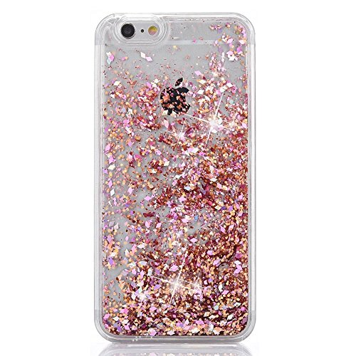 Urberry Iphone 7 Case Running Glitter Cover Sparkle Love