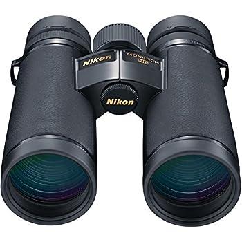 Nikon MONARCH HG 10X42 Binocular, Black (16028)
