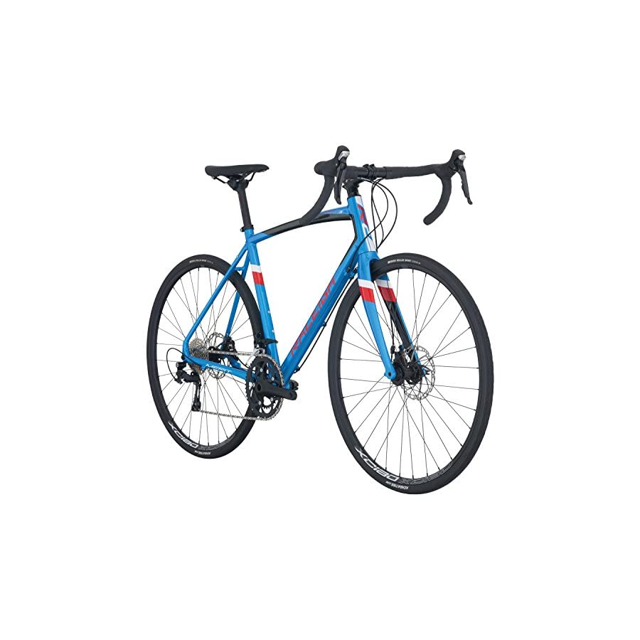 Raleigh Bikes Merit 3 Endurance Road Bike