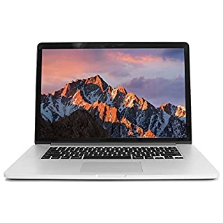 Apple MacBook Pro MC975LL/A 15.4-Inch Laptop with Retina Display (OLD VERSION) (Renewed)
