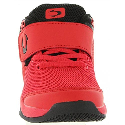 J.smith Binar Zapatillas baloncesto para niños Rojo