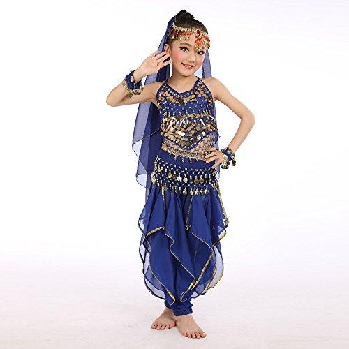 Bambini Abito Compleanno Festa Vestito Ragazze Arcobaleno Sera Cosplay Ragazze Zarupeng Per Pageant Ballerina Cerimonia Carnevale Lungo Abiti Blu Nozze Battesimo Fiore 77Bv0q