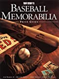The Baseball Memorabilia Price Guide, Jim Warren, 0930625242