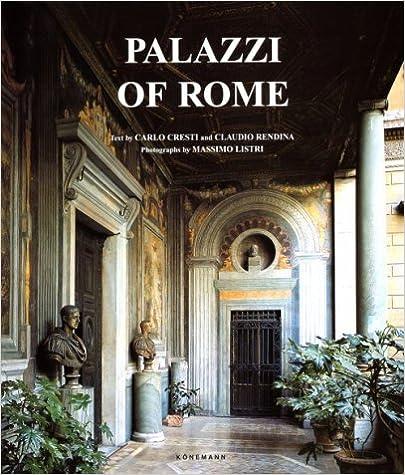 Download online Palazzi of Rome PDF, azw (Kindle), ePub, doc, mobi