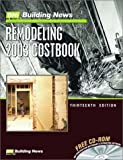 Building News Remodeling Costbook 2003 with CDROM