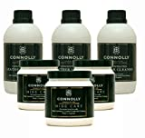 Connolly Leather Cleaner (3pk) & Connolly Conditioner (3pk) Kit